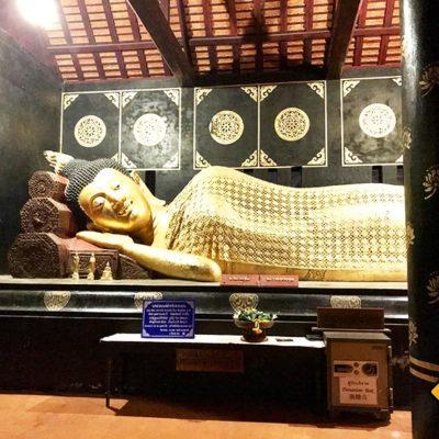 Chiang Mai Unternehmungen Wat Chedi Luang
