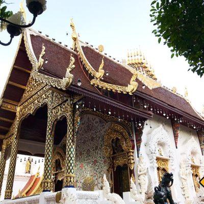Chiang Mai Unternehmungen Wat Pa Dara Phirom