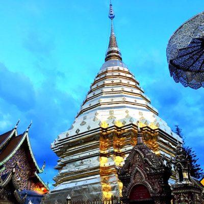 Chiang Mai Unternehmungen Wat Phra That Doi Suthep