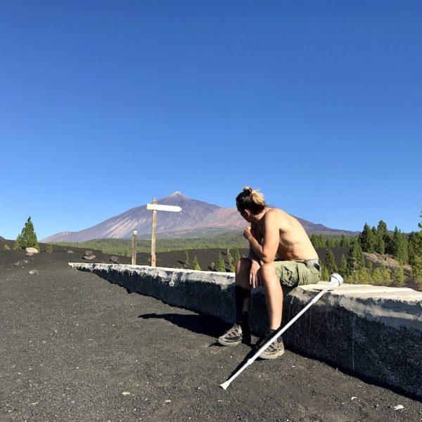 Chinyero Aussichtspunkt Teide