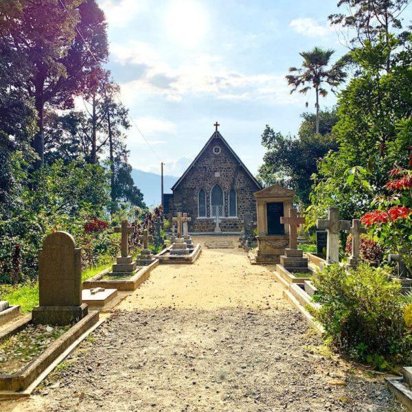 Christ Church Warleigh Hatton Sri Lanka