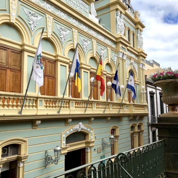 Círculo de Amistad XII de Enero Santa Cruz de Tenerife