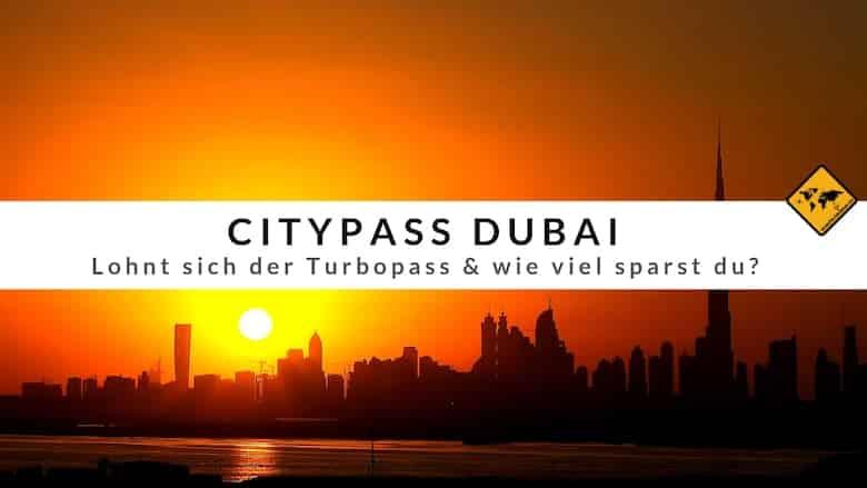Citypass Dubai