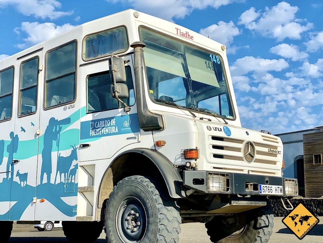 Cofete Bus Unimog