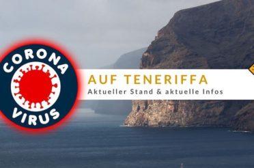 Corona und Ausgangssperre auf Teneriffa – aktuelle Lage