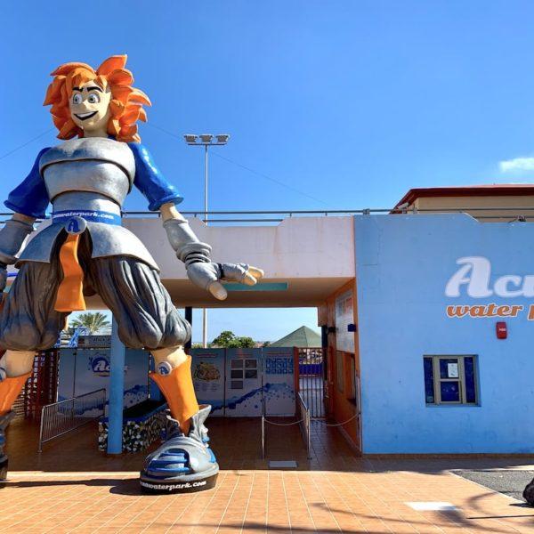 Corralejo Acua Water Park Fuerteventura