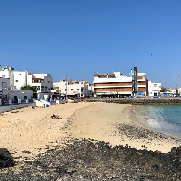 Corralejo Stadt-Strand