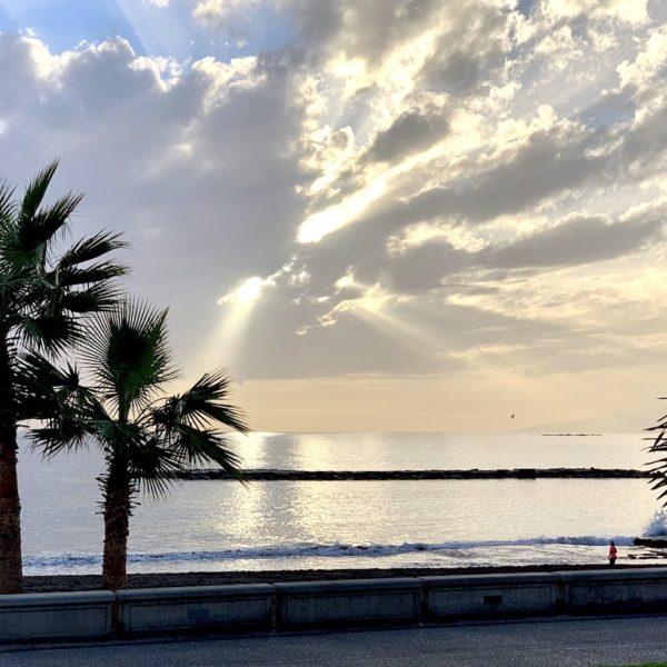 Costa Adeje Playa de Fañabé Sonnenuntergang