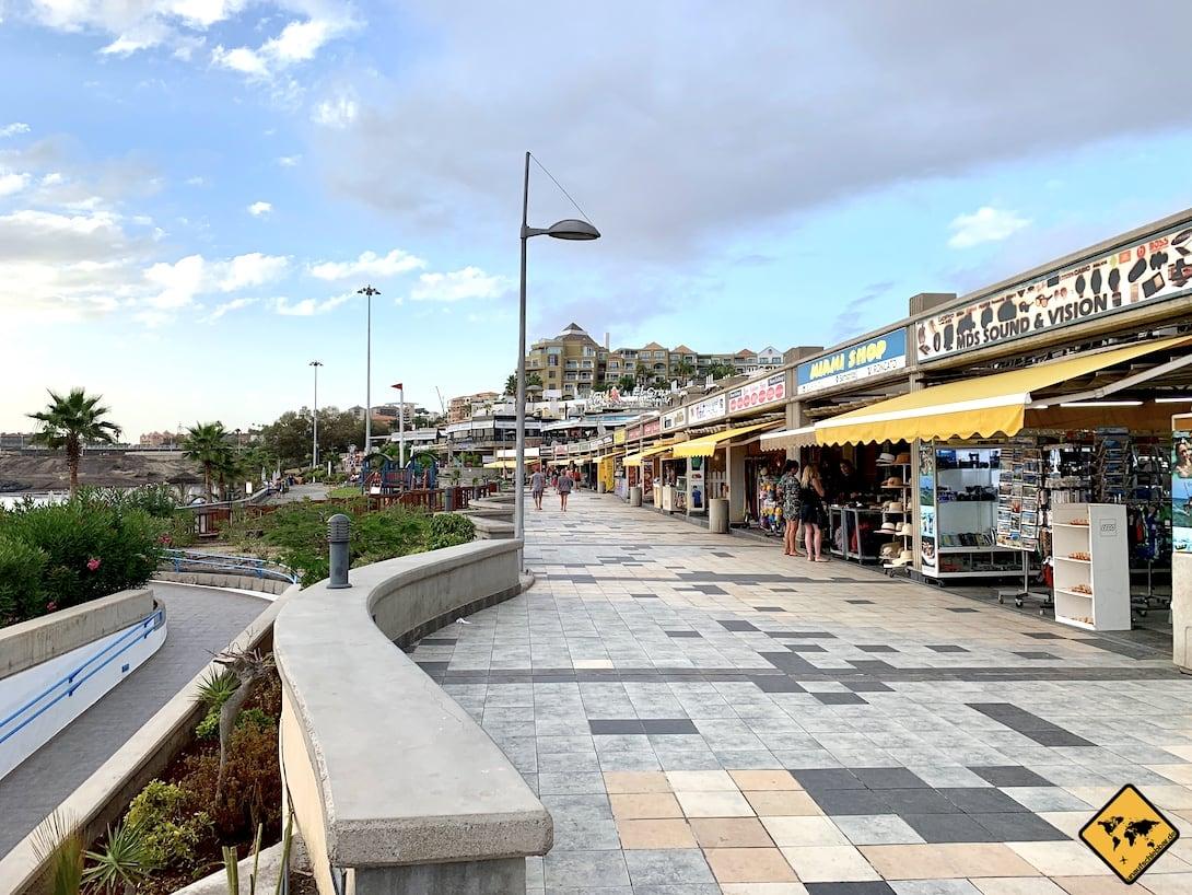 Costa Adeje Promenade Teneriffa