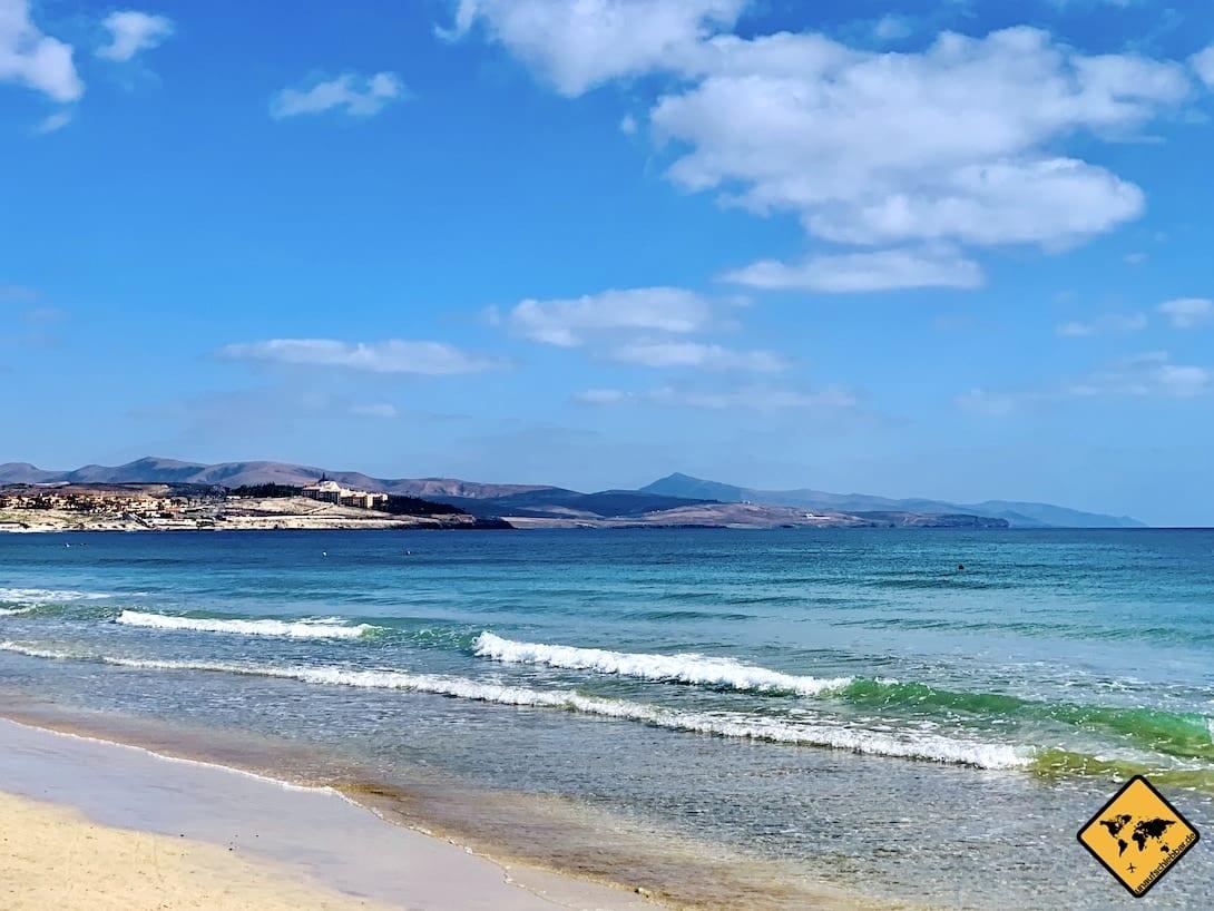 Costa Calma Meer