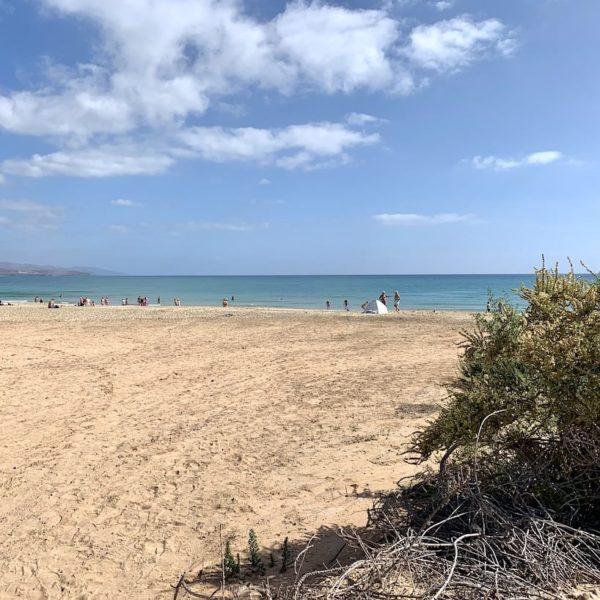 Costa Calma Sandstrand
