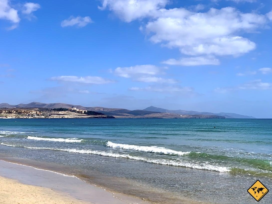 Costa Calma Strand Ebbe