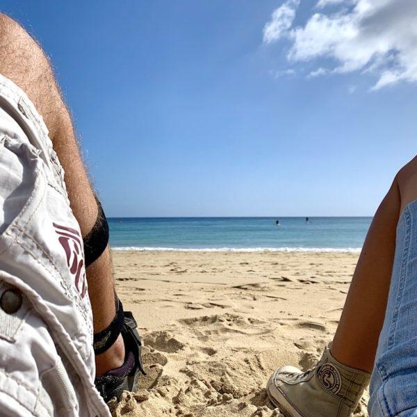 Costa Calma Strand entspannen