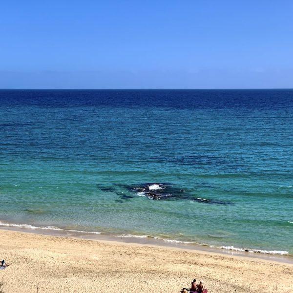 Costa Calma türkis-blaues Meer