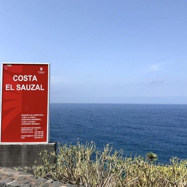 Costa El Sauzal Teneriffa