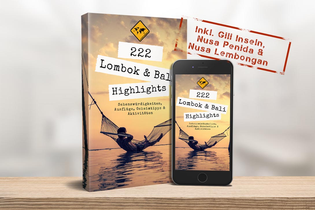 Cover 222 Lombok & Bali Highlights Background