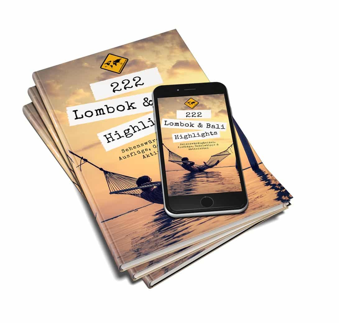 Cover 222 Lombok & Bali Highlights iPhone