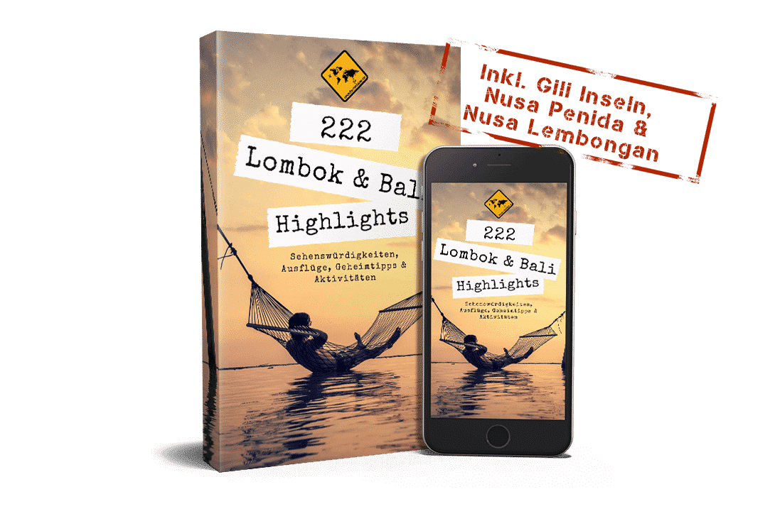 222 Lombok Bali Highlights
