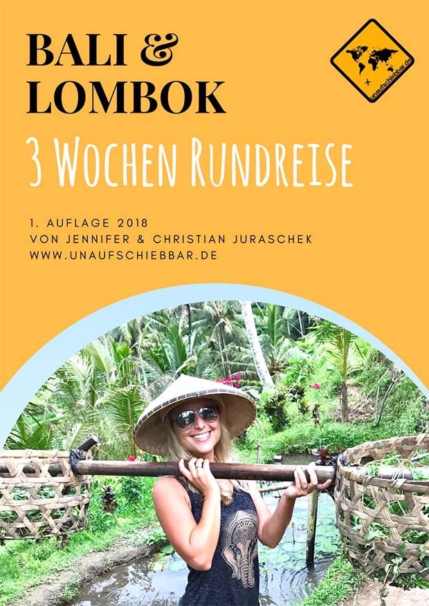Cover 3 Wochen Bali Lombok Rundreise