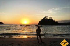 Crystal Bay Nusa Penida (Crystal Bay Bali) – schönster Sonnenuntergang