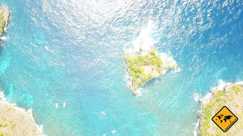 Crystal Bay Nusa Penida Schnorchelgebiet