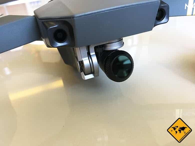 DJI Mavic Pro Filter Kamera Gimbal