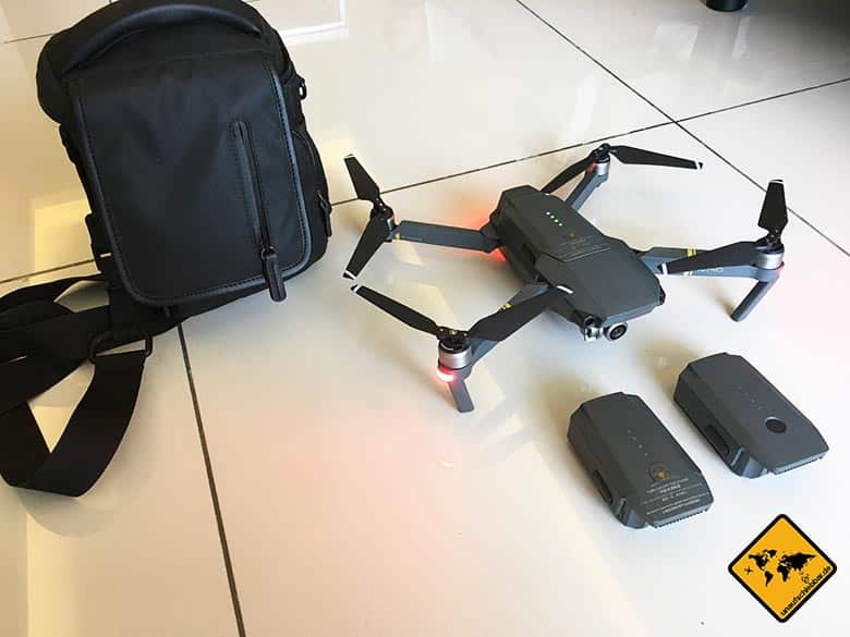 DJI Mavic Pro Fly More Combo Set Bundle