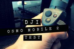 DJI Osmo Mobile 2 Test