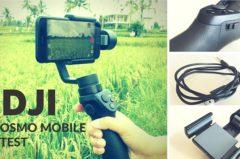 DJI Osmo Mobile Test (8,9/10) Ist der Smartphone Gimbal wackelfrei?