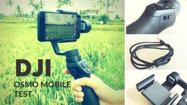 DJI Osmo Mobile Test (8,9/10)