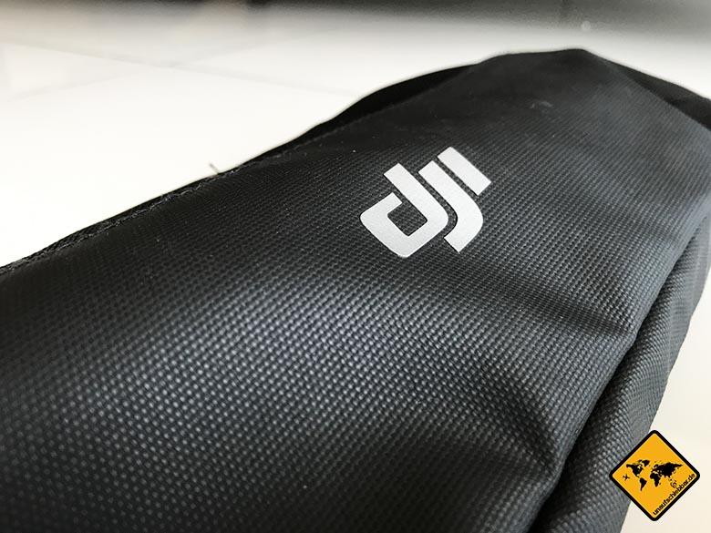 DJI Osmo Mobile Zubehör Tasche Logo