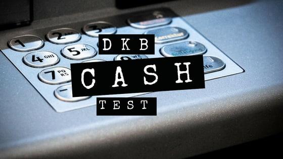 DKB Cash Test