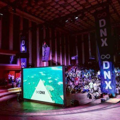 DNX Berlin Funkhaus Bühne