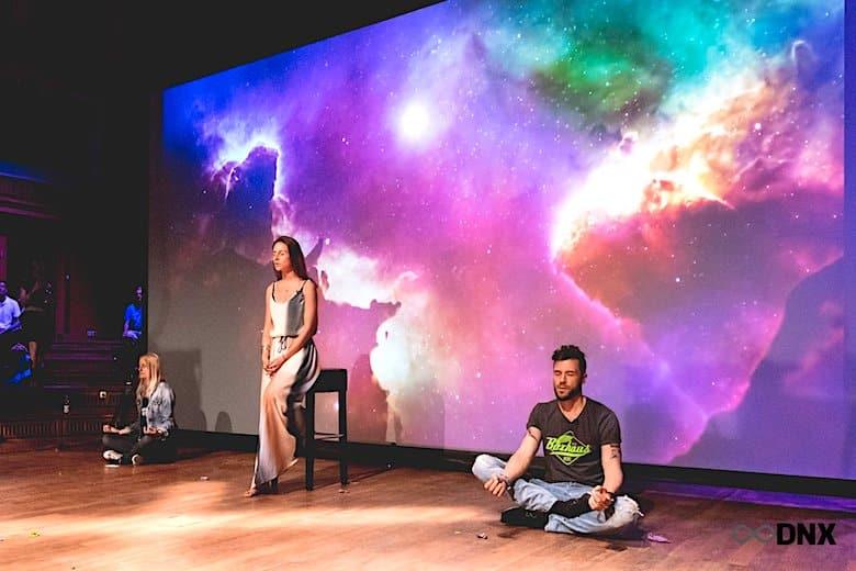 DNX Berlin Meditation Marcus Meurer Felicia Hargarten Laura Malina Seiler