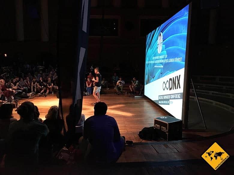 DNX Berlin digitale Nomaden Konferenz Conni Biesalski