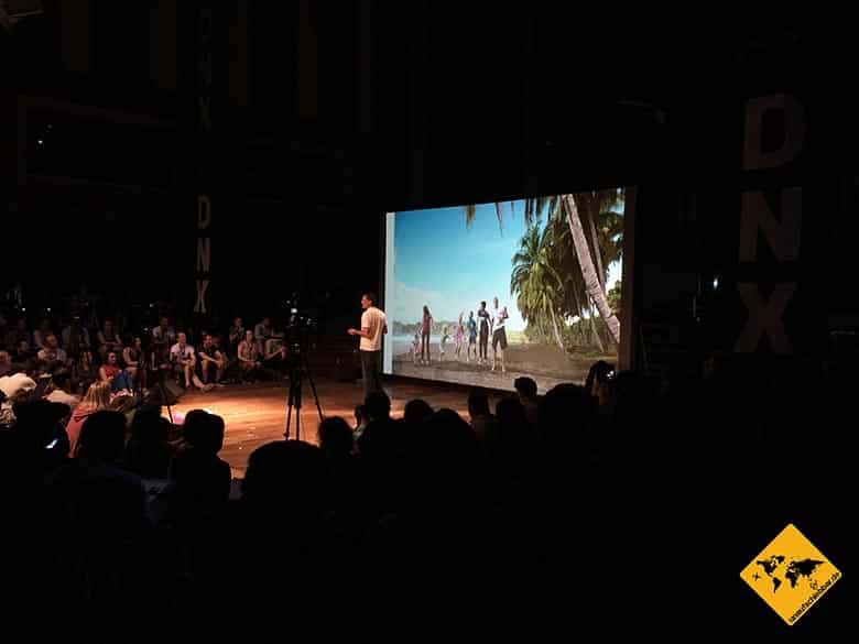 DNX Berlin digitale Nomaden Konferenz Ka Sundance