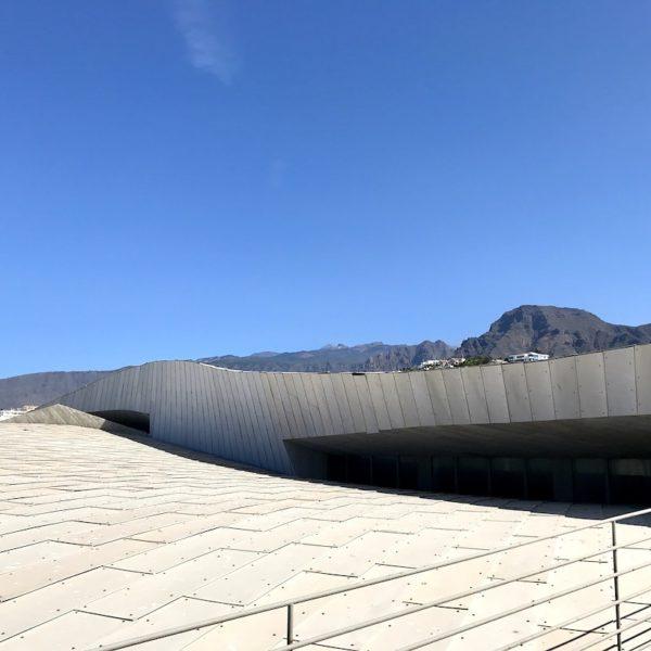 Dach Magma Tour Teneriffa Berge