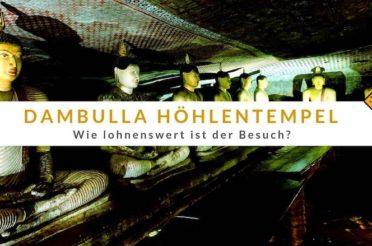 Dambulla Höhlentempel (Cave temple): Wie lohnenswert ist der Besuch?