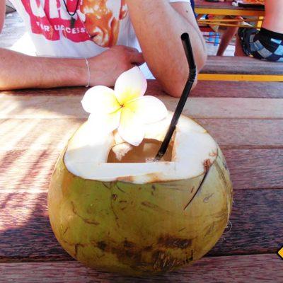 Darf auf deiner Bali Rundreise auf keinen Fall fehlen: King Cocunut