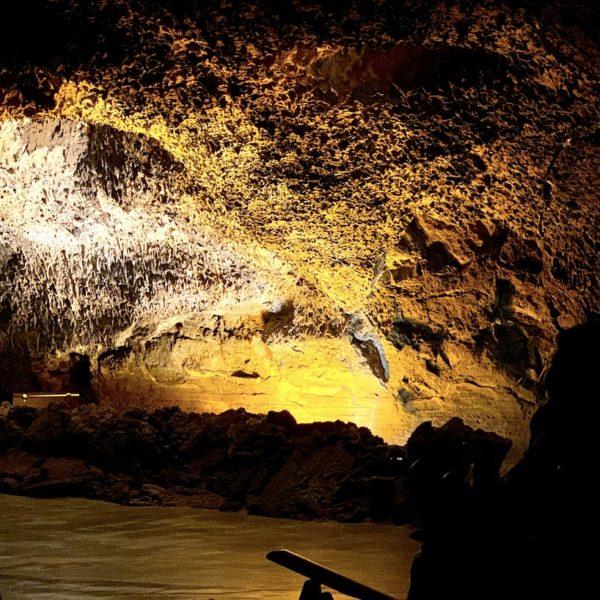 Decke Konzertsaal Cueva de los Verdes Lanzarote