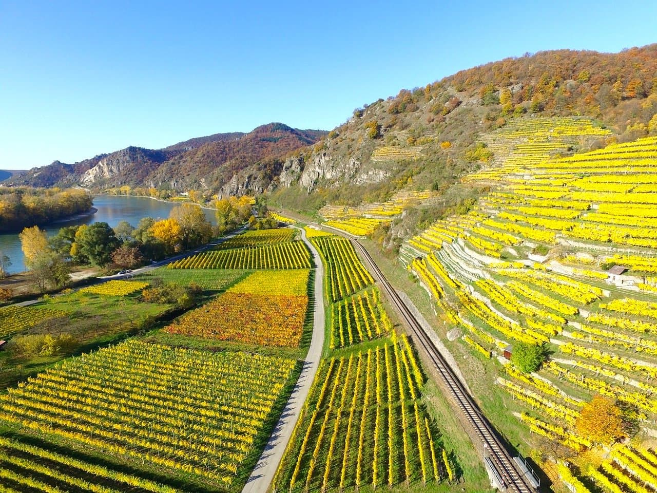 Deutschland Roadtrip Oberrheintal Unesco Weltkulturerbe