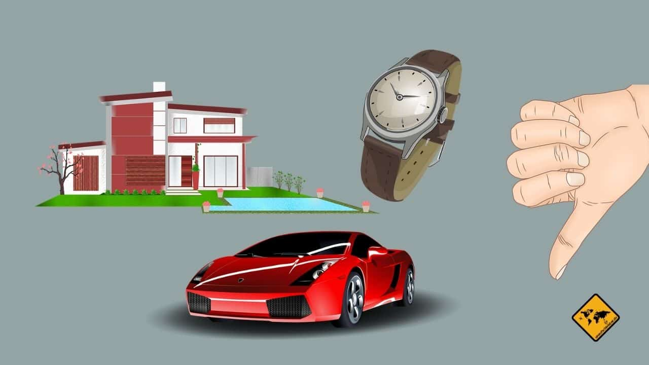 Digital Nomaden Eigenschaften materieller Besitz