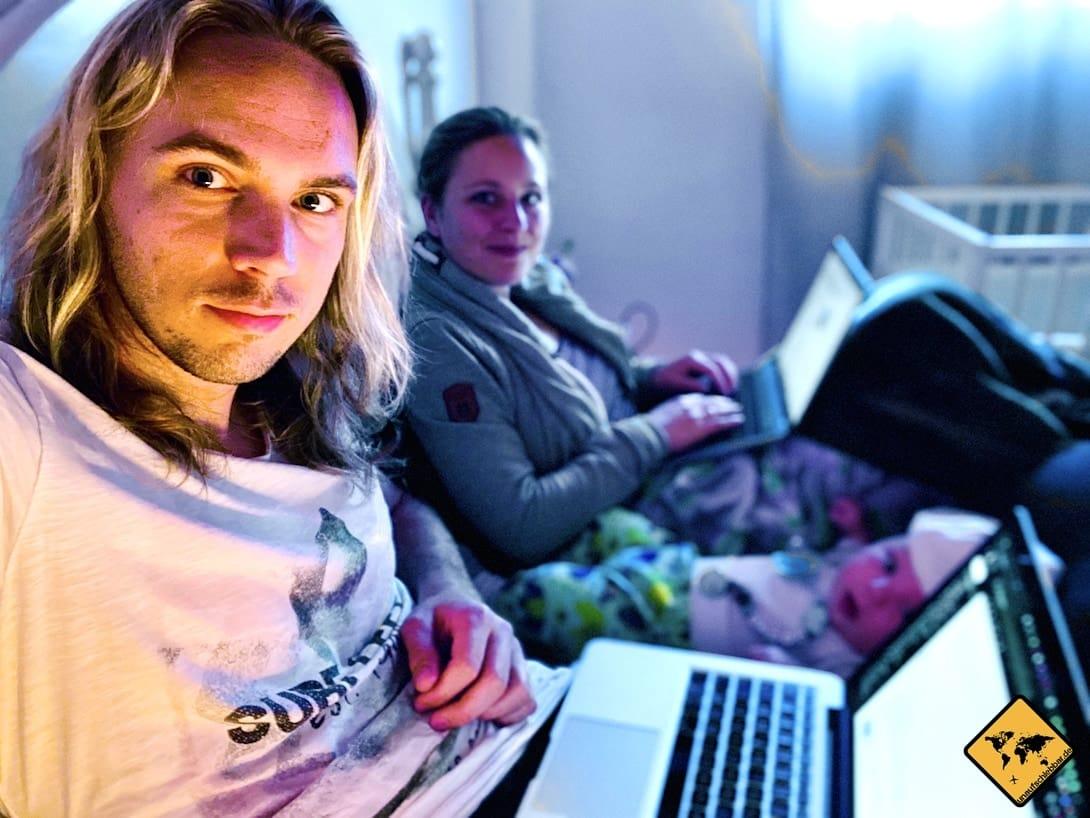 Digitale Nomaden Online Jobs von zuhause und unterwegs