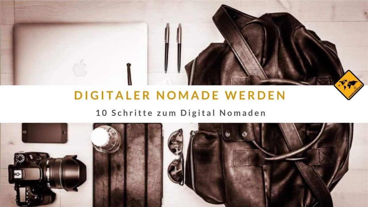 Digitaler Nomade werden