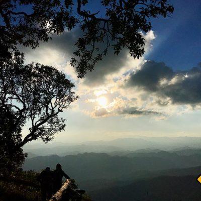 Doi Pui View Point Chiang Mai Sehenswürdigkeiten