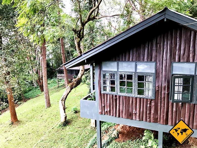 Doi Suthep National Park Chiang Mai übernachten