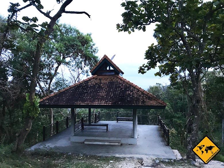 Doi Suthep National Park Pha Ngoeb Aussichtspunkt