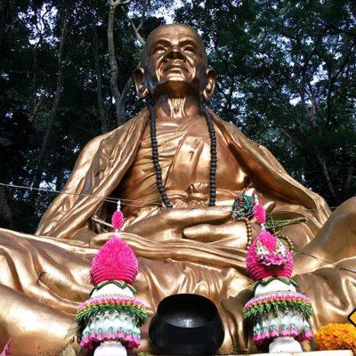 Doi Suthep Tempel Buddha Figur Park