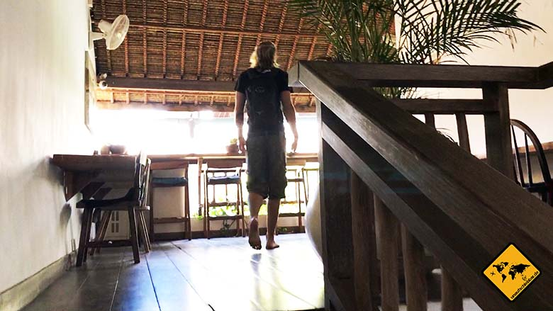 Dojo Bali Coworking Canggu obere Etage