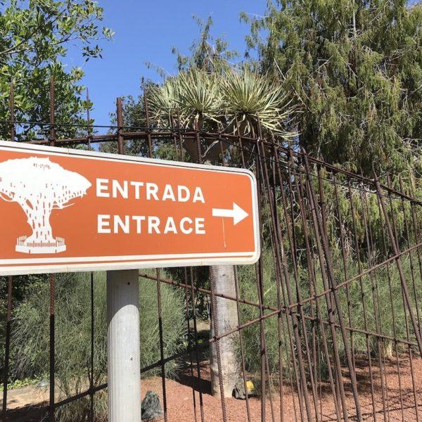 Drago Park Eingang